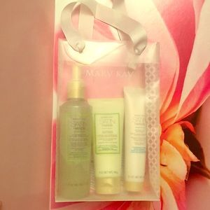 Mary Kay Other - Mary Kay White Tea & Citrus Satin Hands Set